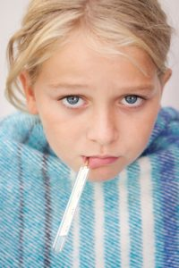 young-girl-with-thermometer