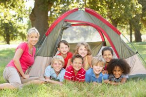 group-of-kids-in-a-tent