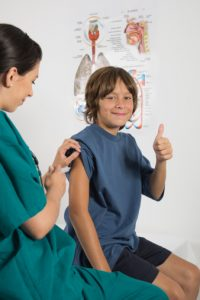 young-boy-doctor-chickenpox-visit