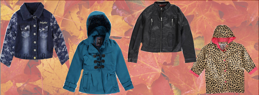 Fall Outfit Toppers for Girls