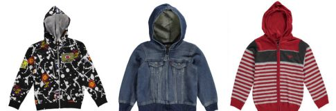 The Indispensable Boys Hoodie