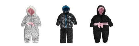 Total Winter Protection Snowsuits