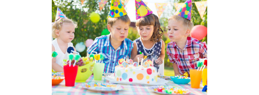 Budget-Friendly Warm Weather Birthday Parties for Kids