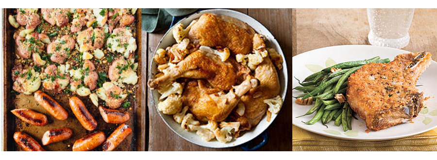 Cookie's Cooks: Easy Weeknight Dinners for Fall