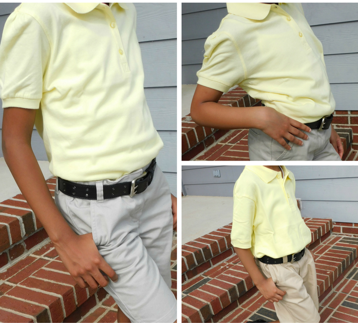 Back To School With Style and Savings Uniform Polos