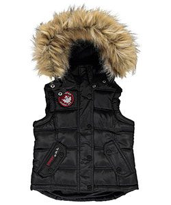 canada-goose-vest-with-faux-fur-trim