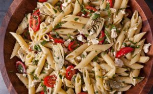 pasta-salad-with-artichokes