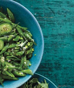snap-peas-with-ginger-and-cucumber