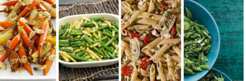 Easy & Delicious Spring Side Dishes