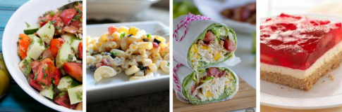 Picnic Recipes for Memorial Day & Beyond