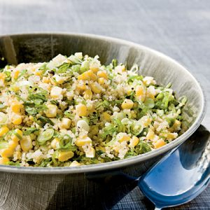 quinoa-corn-mint-salad