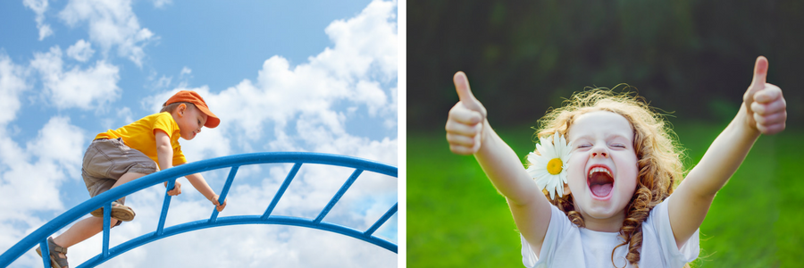 Teaching Your Child to Be Optimistic