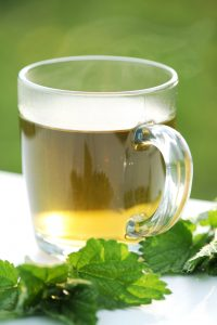 nettle-peppermint-tea