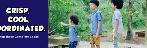 Shop This Look: Boys Fashions For Spring