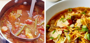 Cookie's Cooks: Easy One-Pot Soups & Stews for Fall