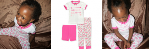Sleep in Style: Get The Look For Your Little Princess — Via the Melanin Gawddess
