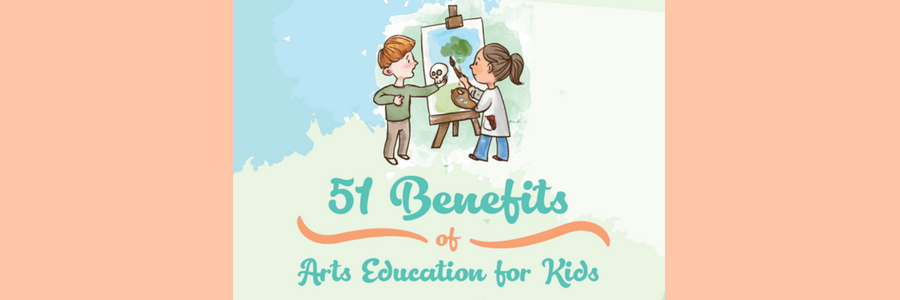 51 Benefits of Arts Education for Kids – Guest Blog via WeTheParents.org