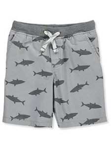 carters-shark-print-shorts