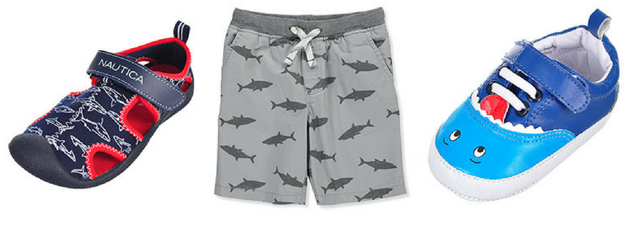 Shark Wear for Shark Week