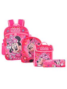 disney-minnie-mouse-5-piece-backpack